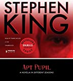 King, Stephen: Apt Pupil Unabridged CDs