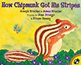 Bruchac, Joseph / Aruego, Jose (Illustrator) / Dewey, Ariane (Illustrator): How Chipmunk Got His Stripes: A Tale of Bragging and Teasing
