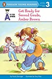 Danziger, Paula: Get Ready for Second Grade, Amber Brown