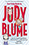 Judy Blume: Four Fudge Books by Judy Blume
