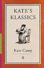 Kate's Klassics by Kate Camp