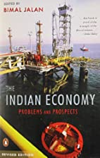 The Indian Economy: Problems and Prospects…