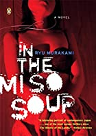 In the Miso Soup by Ry Murakami