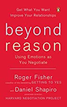 Beyond Reason by Roger Fisher