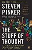 Pinker, Steven: The Stuff of Thought: Language as a Window into Human Nature