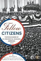 Fellow Citizens: The Penguin Book of U.S.…