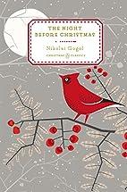 The Night Before Christmas by Nikolai Gogol