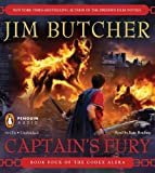 Butcher, Jim: Captain's Fury (Codex Alera, Book 4)