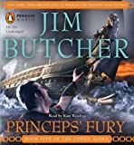 Butcher, Jim: Princeps' Fury (Codex Alera, Book 5)