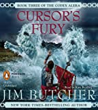 Jim Butcher: Cursor's Fury by Jim Butcher Unabridged CD Audiobook (Codex Alera Series Book 3)