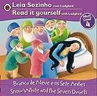 Snow White Bilingual (Portuguese/English):…