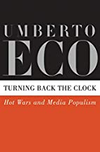Turning back the clock : hot wars and media…