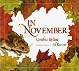 Rylant, Cynthia: In November