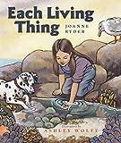 Ryder, Joanne: Each Living Thing