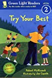 McKissack, Robert L.: Try Your Best