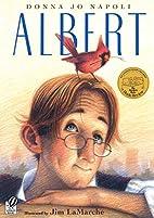 Albert by Donna Jo Napoli