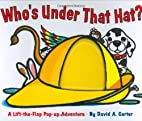 Who's Under That Hat? (Gulliver Books) by…