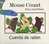 Walsh, Ellen Stoll: Mouse Count/Cuenta de raton: [Lap-Sized Board Book]