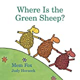 Mem Fox,Judy Horacek,Judy (ILT) Horacek: Where Is the Green Sheep?