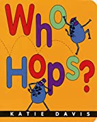 Who Hops? by Katie Davis