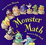 Miranda, Anne: Monster Math
