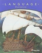 Language Handbook Grade 6 Harcourt Trophies…