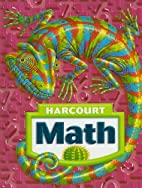 Harcourt Math Practice Workbook:…