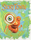 Beck: Storytown, Grade 1, Theme 6: Watch This!, Teacher Edition