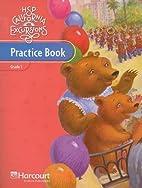 HSP California Excursions: Practice Book,…