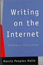 Writing on the Internet: Finding a Voice…