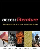 Access Literature: An Introduction to…