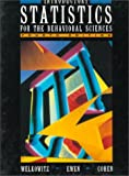 Welkowitz, Joan: Introductory Statistics for the Behavioral Sciences