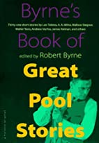 Byrne's Book of Great Pool Stories by Robert…