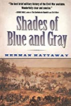 Shades of Blue and Gray: An Introductory…