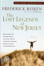 The Lost Legends of New Jersey by Frederick…