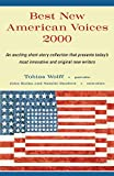 Wolff, Tobias: Best New American Voices 2000
