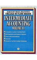 Intermediate Accounting (Harcourt Brace…