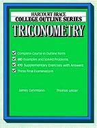 Trigonometry (Harcourt Brace Jovanovich…