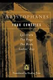 Fitts, Dudley: Aristophanes: Four Comedies