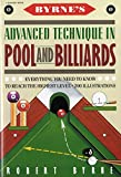 Byrne, Robert: Byrne's Advanced Technique in Pool and Billiards