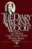 Woolf, Virginia: The Diary of Virginia Woolf: 1925-1930
