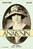 Nin, Anais: The Early Diary of Anais Nin: 1923-1927