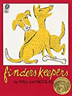Finders Keepers by Will Lipkind