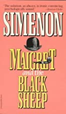 Maigret and the Black Sheep by Georges…