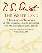 The Waste Land: A Facsimile & Transcript of…