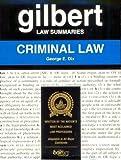 Dix, George E.: Gilbert Law Summaries: Criminal Law