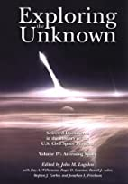 Exploring the Unknown. Accessing space by…