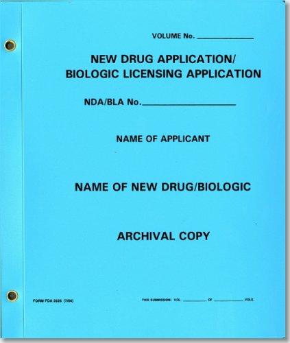 new-drug-application-biologic-licensing-application-archival-copy-blue-polyethylene-folder