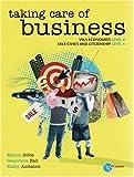 GIBBS: TAKING CARE OF BUSINESS VELS ECONOMICS LEVEL 6