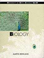 Biology Core Text (Bath Science 16-19) by…